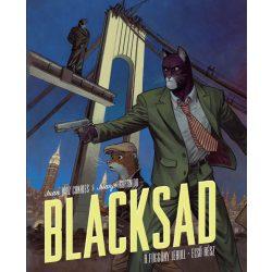 Blacksad 6 - A függöny lehull 1.rész