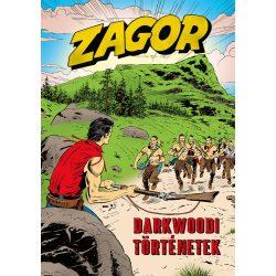 Zagor 3 - Darkwoodi történetek
