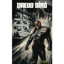Dredd bíró 5.kötet - Normál változat