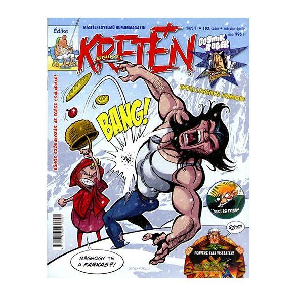 Kretén magazin 2020/1