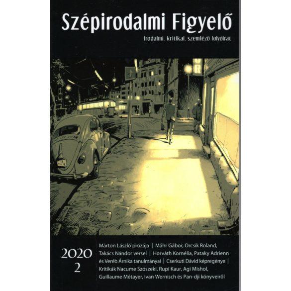 Szépirodalmi Figyelő 2020/2