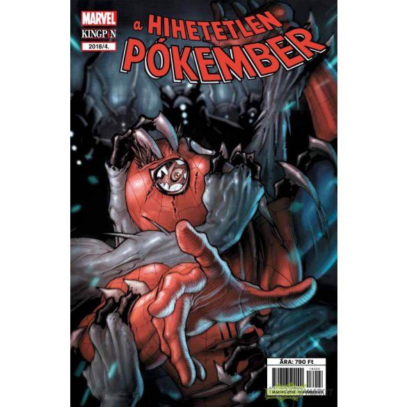 A Hihetetlen Pókember 40.képregény