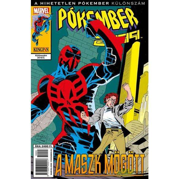 A Hihetetlen pókember különszám 2019/3