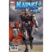Marvel +  10.