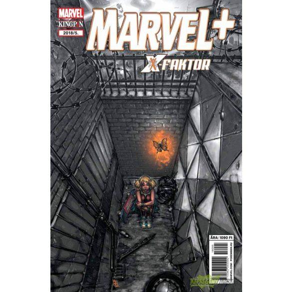 Marvel+ 40.  X-Faktor #képregény