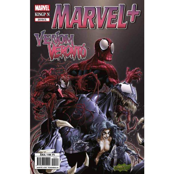 Marvel+ 44 - Venom Vérontó  3.rész