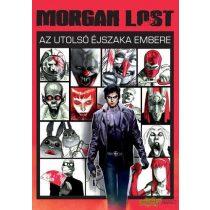 Morgan Lost 1. - Az utolsó éjszaka embere (SZÍNES UTÁNNYOMÁS)