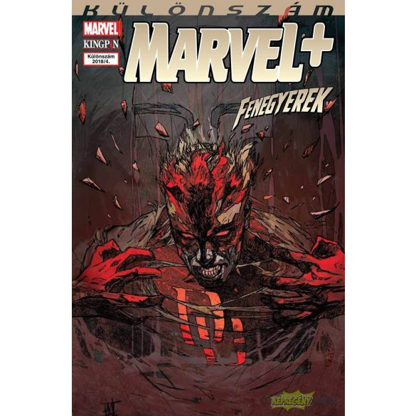 Marvel+  Fenegyerek 2018/4