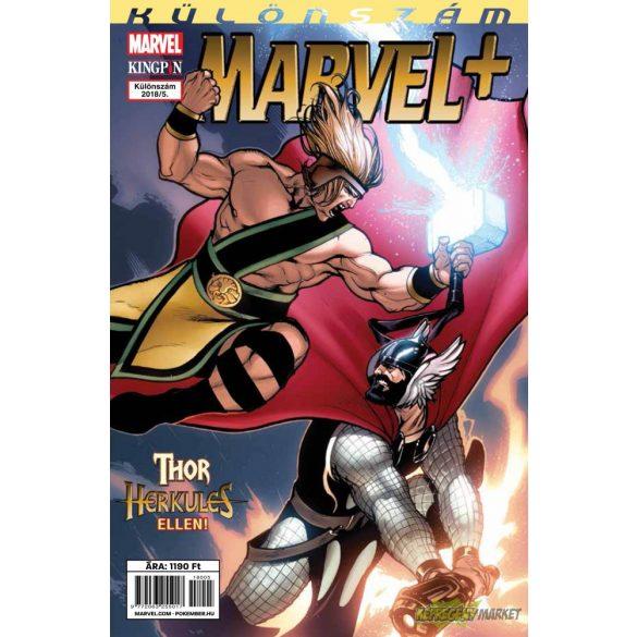 Marvel+ különszám 2018/5