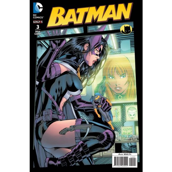 Batman 3.