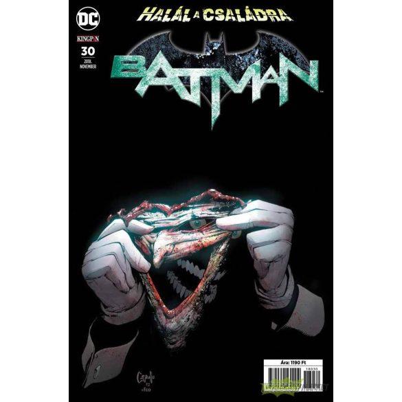Batman 30. - Halál a családra 3.