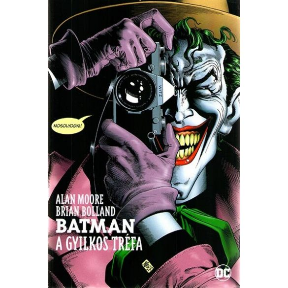 Batman - A gyilkos tréfa