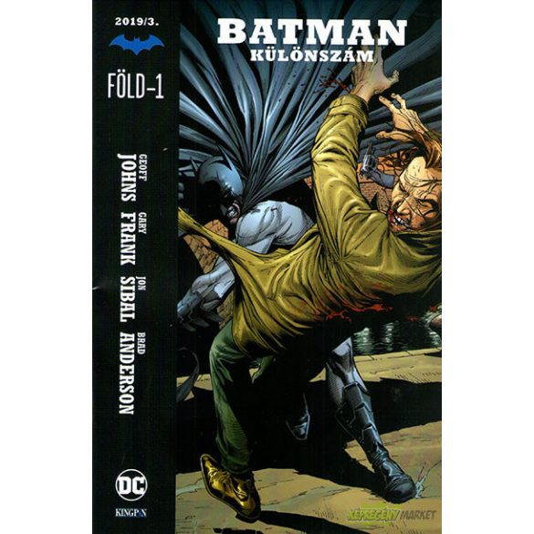 Batman különszám 2019/3