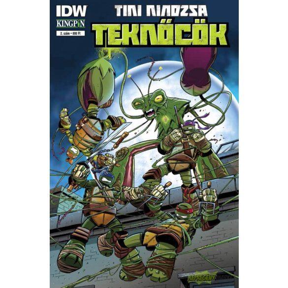 Tini Nindzsa Teknőcök 1