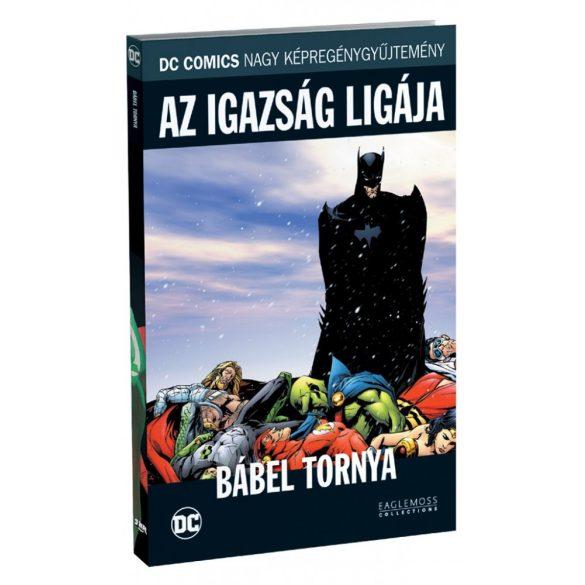 Az Igazság Ligája - Bábel tornya