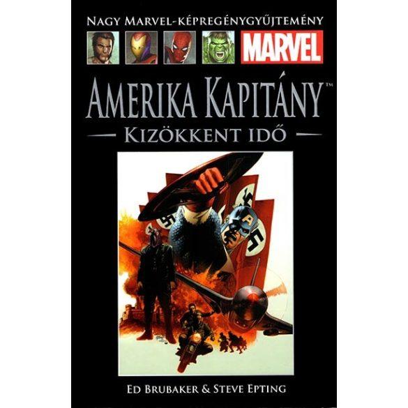 Amerika Kapitány - Kizökkent idő