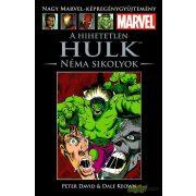 A Hihetetlen Hulk - Néma sikolyok