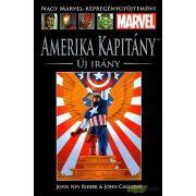 Amerika Kapitány - Új irány