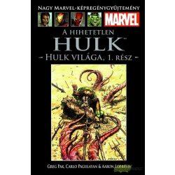 A Hihetetlen Hul - Hulk világa 1.