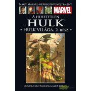 A Hihetetl Hulk - Hulk világa 2. képregény