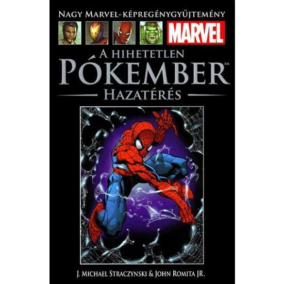 A Hihetetlen Pókember - Hazatérés