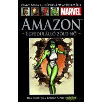 Amazon - Egyedülálló Zöld Nő