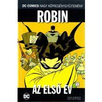 Robin - Az első év