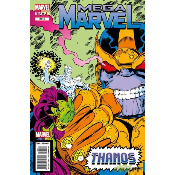 Mega Marvel 4. - Thanos