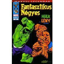 Marvel Legendák 2 - Fantasztikus Négyes - Hulk a Lény ellen