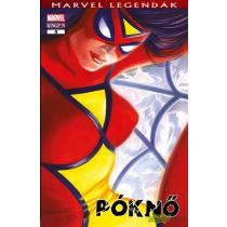 Marvel Legendák 4. - Póknő