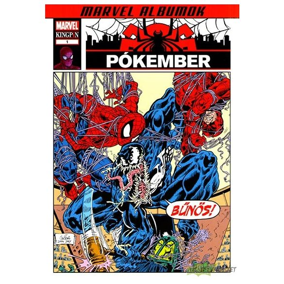 Marvel Albumok 1-rész - Pókember
