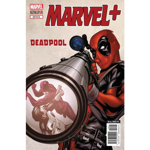 Marvel+ 23 - Deadpool