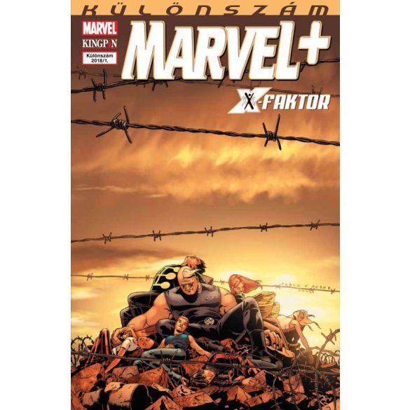 Marvel+ különszám 2018/1