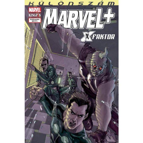 Marvel+ különszám 2017/1