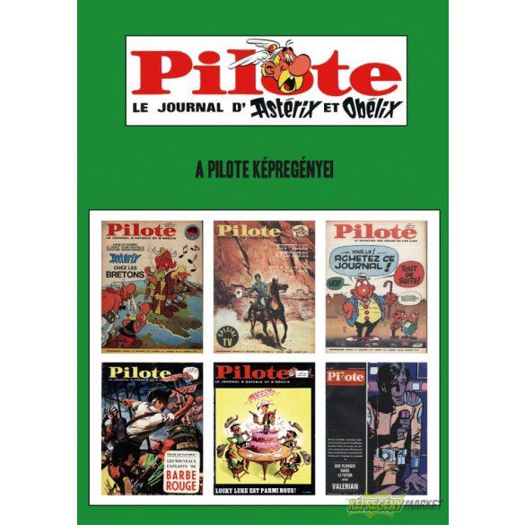 Pilote - A Pilote képregényei