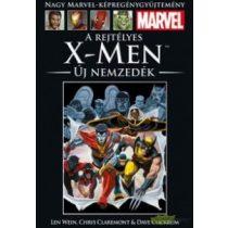 A Rejtélyes X-Men: Új Nemzedék