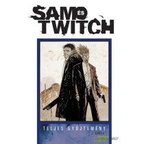 Sam és Twich 2.kötet