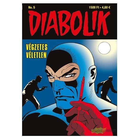 Diabolik 5 - Végzetes véletlen