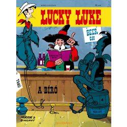 Lucky Luke 43 - A Bíró