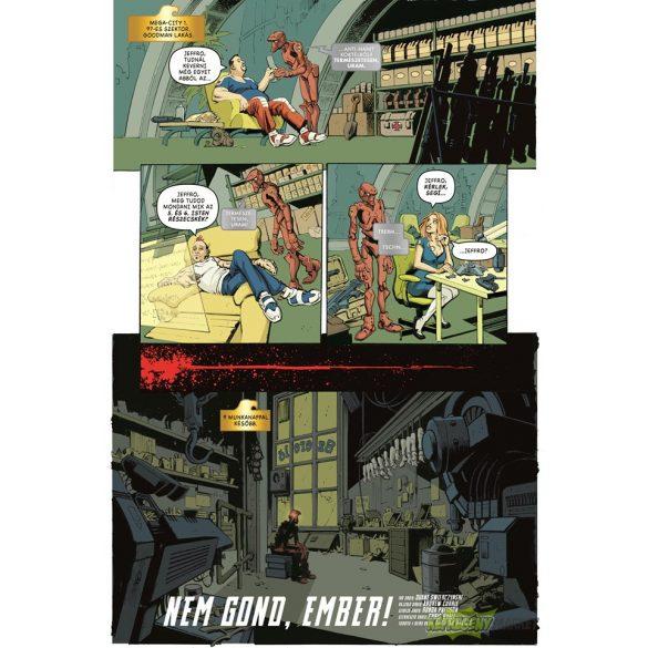 Dredd bíró 2.kötet -Limitált változat