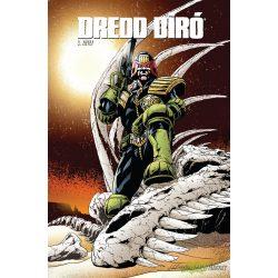 Dredd bíró 3.kötet-Limitált változat