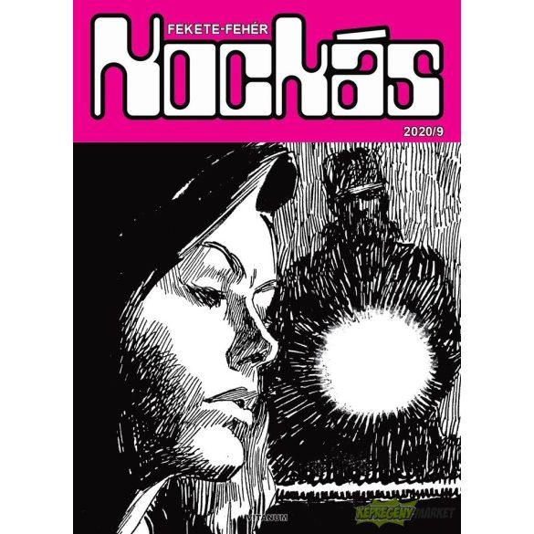 Kockás fekete-fehér 11 - (2020/9)