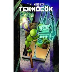 Tini Nindzsa teknőcök 3.kötet - Limitált kiadás