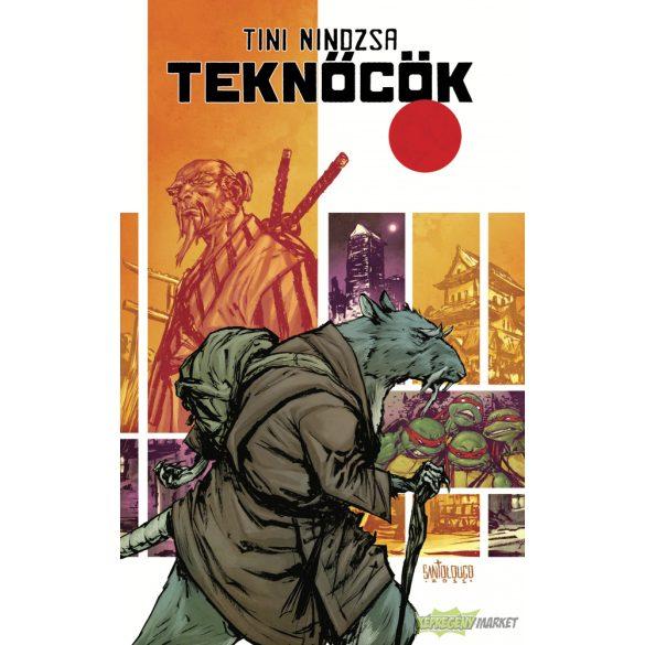 Tini Nindzsa Teknőcök 2.kötet - Limitált változat