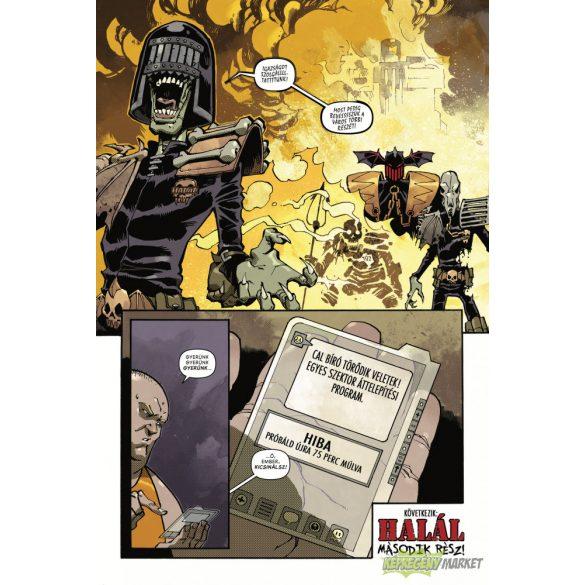 Dredd bíró 5.kötet - Limitált változat