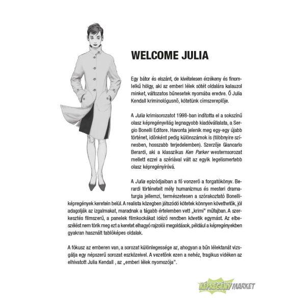 Julia - Halálos házasság
