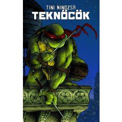 Tini Nindzsa Teknőcök 3.kötet - Normál kiadás