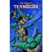 Tini Nindzsa Teknőcök 4.kötet - Normál kiadás