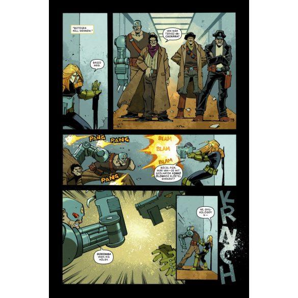 Dredd bíró 7.kötet - Normál változat