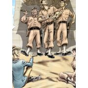 Puzzle - A három testőr Afrikában